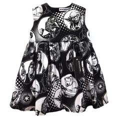 Star wars baby dress love it!