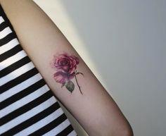 Beautiful rose by Tattooist Flower