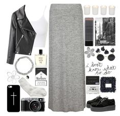 """""""Sometimes, I Feel The Fear Of Uncertainty Stinging Clear. And I Can't Help But Ask Myself How Much I'll Let The Fear Take The Wheel And Steer."""" by indie-by-heart ❤ liked on Polyvore featuring moda, Full Tilt, Topshop, Acne Studios, Casetify, Liaison De Parfum, Witchery, Old Navy, H&M i Hudson Jeans"""