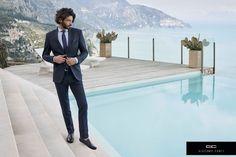 Giacomo Conti Wiosna/Lato 2016 Stylizacja od Giacomo Conti: Suit Jacket, Suits, Jackets, Style, Fashion, Down Jackets, Swag, Moda, Fashion Styles