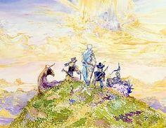FF3 幻想の城