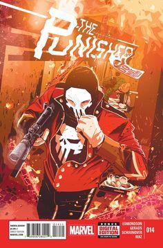 The Punisher #14 - http://c4comic.it/2015/01/03/anteprima-the-punisher-14/