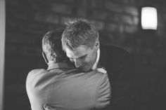 Groom and father in law