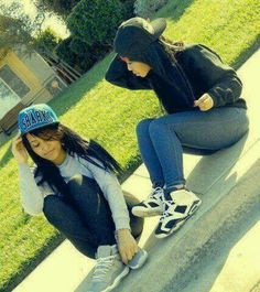 Girls with swag  ;)