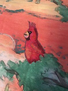 My cardinal!