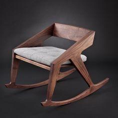 Coup de cœur : un rocking-chair design par Jory Brigham Design - Floriane Lemarié