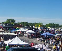 Mile High Flea Market - Henderson, Colorado; 7007 E 88th Ave.