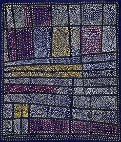 Shorty Jangala Robertson/ Australian aboriginal art