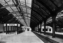 Basel Badischer Bahnhof – Wikipedia
