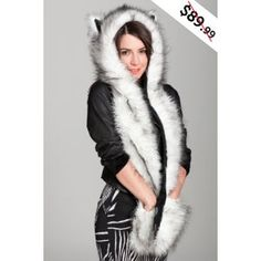 Fashion Find of the Day: Animal Hats with Paws, 76% Off =$22