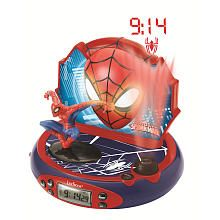 "Lexibook Spider-Man Projector Radio Alarm Clock - Lexibook Limited - Toys ""R"" Us"