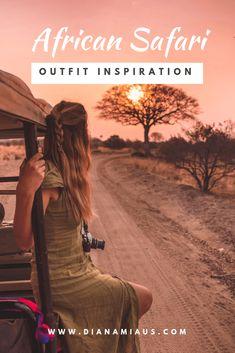 b44317e6fb9a3b African Safari Outfit Inspiration. Vakantie KledingReis ...