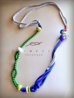 Pyroessa Handmade: around the neck