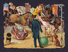 circus scenes I love this