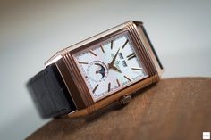 Jaeger-LeCoultre Reverso Tribute - Re-styled, Re-sized and Re-engineered