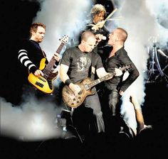 Photo courtesy Creed Grammy-winning rock band Creed will play the Carlson Center on Tuesday in Fairbanks. It is the band's first performance in Fairbanks. Rock Music, My Music, Matchbox Twenty, Drum Corps International, The Older I Get, Band Of Brothers, Rock Groups, List Of Artists, Music Pictures