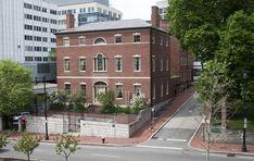 Otis House in Boston, Mass.