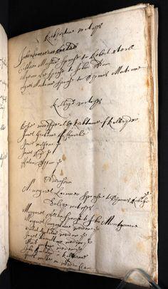 В сети опубликован список шотландских ведьм - ПОЛИТ.РУ