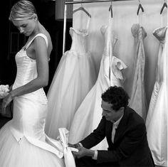 #sneakpeek of #trulyzacposen x @David's Bridal #biggest #moment #bride #davidsbridal