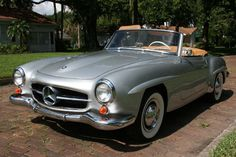 1962 Mercedes Benz-190SL Roadster