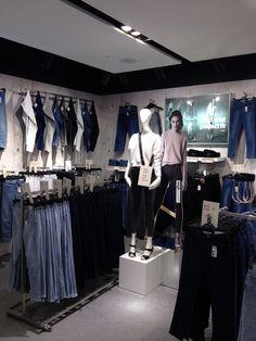 My denim department for model store at Topshop MetroCentre #ocdstandards