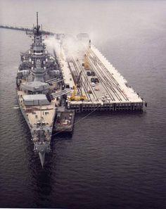 F&O Fabforgottennobility — 31262: USS Wisconsin