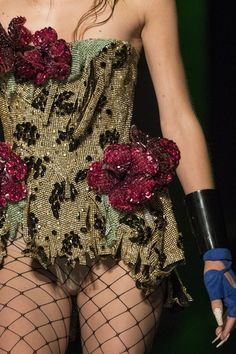 The Blonds at New York Fashion Week Spring 2018 - Details Runway Photos