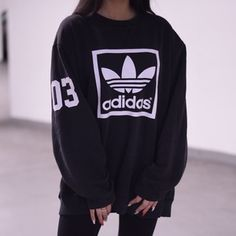 Image of Adidas 03 Crewneck Sweatshirt