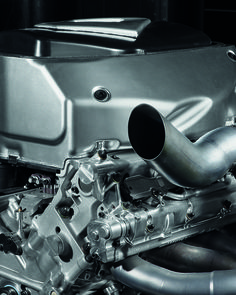 Renault Sport F1 engine
