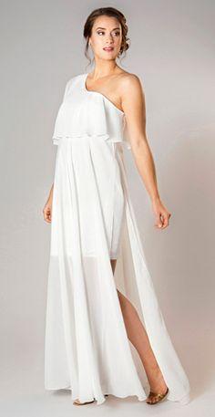 Maternity wedding dresses on pinterest maternity wedding for Designer maternity wedding dresses