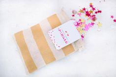 DIY Wedding Crafts : DIY Confetti Bag