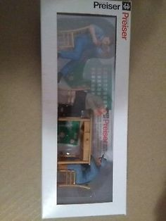 Lamps and Lights 80984: Preiser G Scale Figures 45141 - New -> BUY IT NOW ONLY: $35 on eBay!