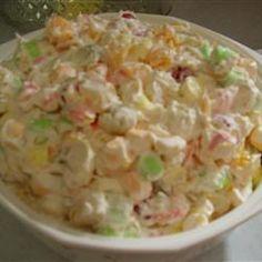 Ambrosia Salad II Allrecipes.com