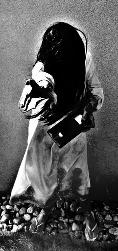 Otaku Family: Sadako Cosplay The Walking Dead, Otaku, Cosplay Ideas, Walking Dead