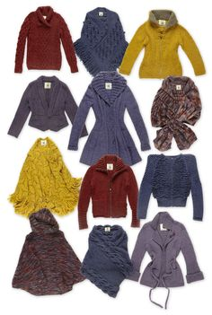 Inti Knitwear's poncho's and cardigans in a range of new, fashionable colours - perfect wear to keep you warm and cosy this autumn! Inti is a Dutch brand of gorgeous items that are hand knitted by South-American artisans who receive fair pay. Where possible the wool is dyed with natural colourants. #fashiontakesaction