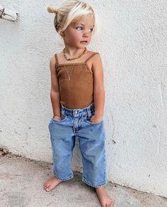Baby Girl Fashion, Toddler Fashion, Toddler Outfits, Kids Outfits, Kids Fashion, Fashion Models, Latest Fashion, Blonde Baby Girl, Blonde Babies