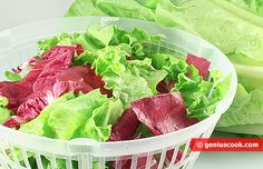 The Best Way to Store Salad Lettuce | Miscellaneous | Genius cook - Healthy Nutrition, Tasty Food, Simple Recipes