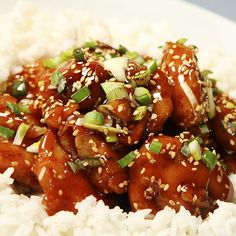 A sesesme chicken recipe that is sure to be a hit with a quick preparation time. Serve with rice and perhaps some colorful stir fried vegetables.