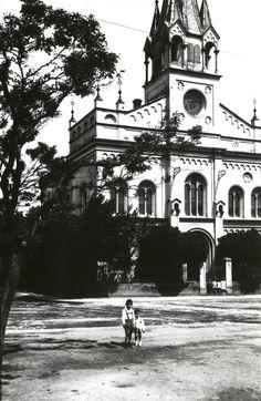 bývalá synagoga