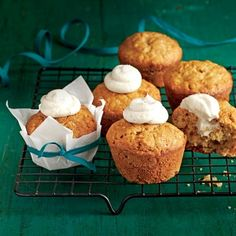 Recipes from the September Issue of Southern Living:  Banana Nut Muffins