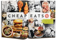 Cheap Eats / Washingtonian
