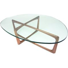 Vlad Coffee Table P-13084 by Ion Design