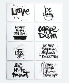 Kal Barteski Note Card Set