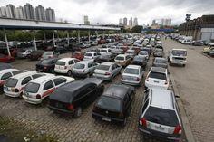 Leilão de carro no Rio de Janeiro