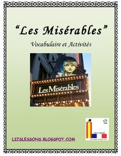"Show the film ""Les Miserables in your French class!"