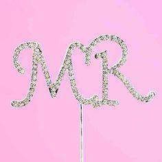 Mr Crystal Cake Topper | Wedding Paraphernalia Wedding Cake Toppers, Wedding Cakes, Crystal Cake, Wedding Attire, Cake Decorating, Crystals, Wedding Things, Decorations, Wedding Gown Cakes