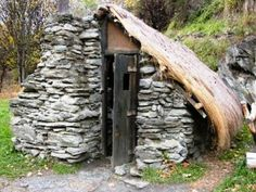 Gold Miners Hut, New Zealand