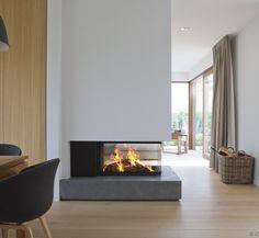 Houthaard Luna 1000RD M-Design realisatie Margo design