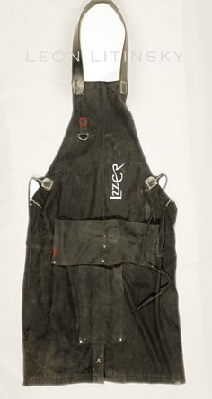 Leather Apron by Leon Litinsky