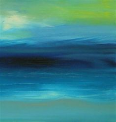 OceanScape by Michele Morata | oil painting | Ugallery Online Art Gallery
